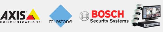 CCTV logos